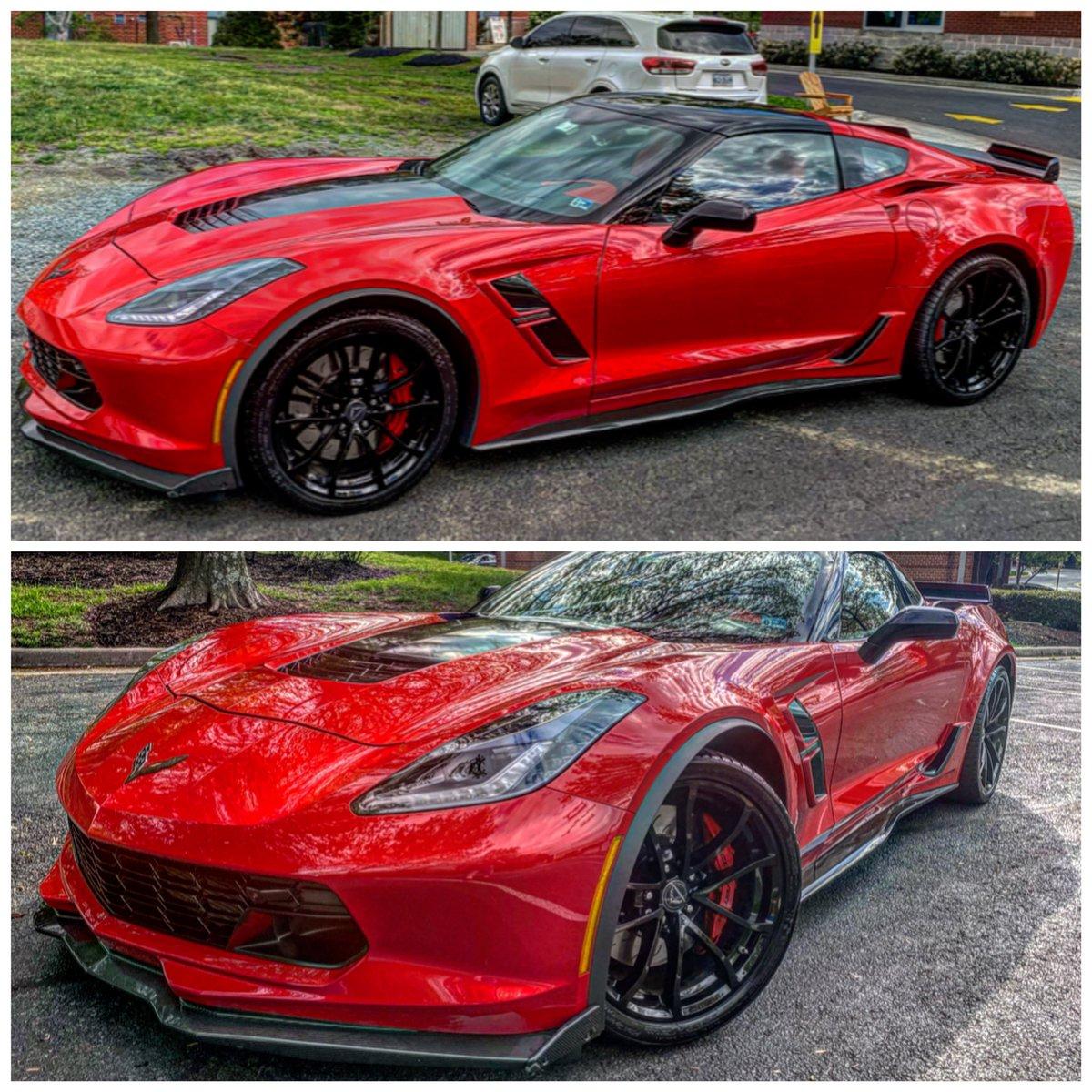 Fresh 🔥👌🏻 #c7 #corvette #fresh #thebeast  #c7corvette #grandcoupe #2019 #beast https://t.co/LCh4s3gSwz