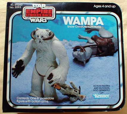 Kenner's Wampa box variations #classic #starwars #TheEmpireStrikesBack #kenner #wampa #toys #actionfigurespic.twitter.com/jqKfUgJyCj