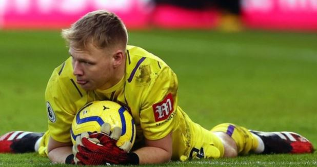 Bournemouth goalkeeper Aaron Ramsdale says he has recovered from coronavirus after self-isolating for 14 days. Full story 👉 bbc.in/2MffizG #bbcfootball #afcb