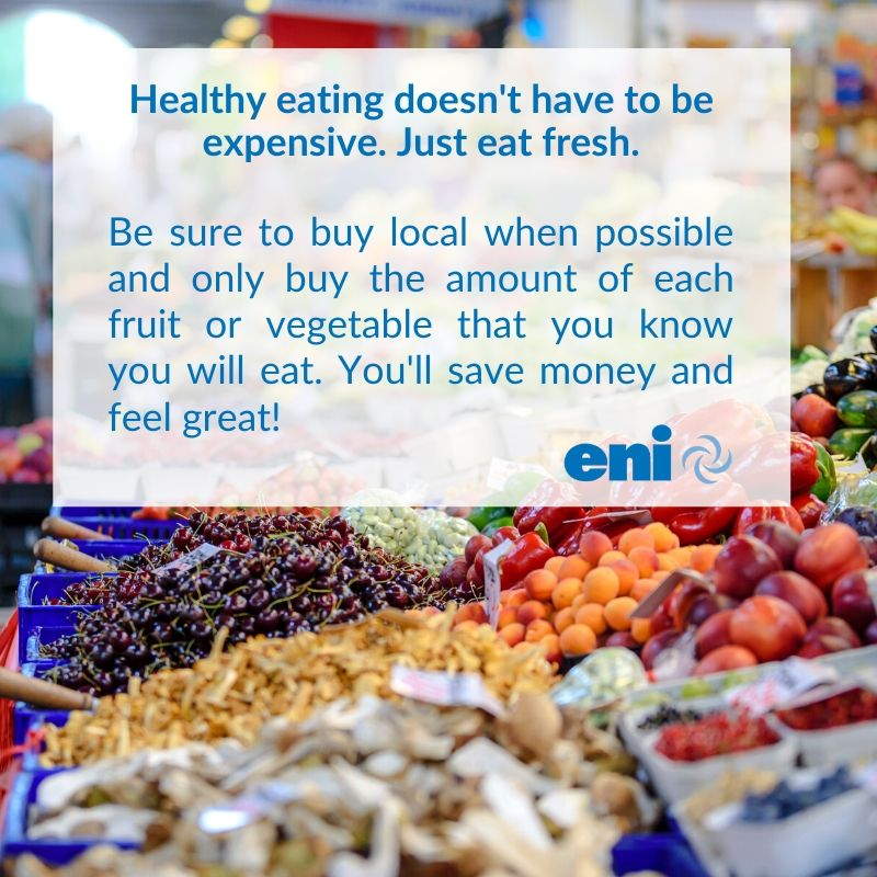 #Healthy eating doesn't have to be expensive. Just eat fresh. #healthyeating #healthyliving #healthychoices pic.twitter.com/7gQ45xiuq8