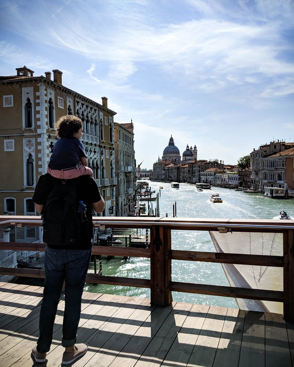 There's no better place to enjoy the view than on daddy's shoulders. visit http://www.carryonwithkids.com/shop  #familytraveladventures #holidayswithkids #familytravel #takethekids #traveldad #view #ilovedaddy #piggyback #daddysboy #travelitaly #venice #kids #travelphotographypic.twitter.com/Sypc3TnenW