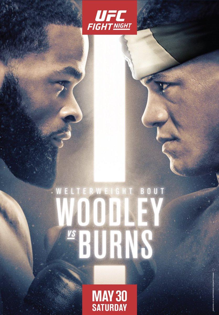 #UFCVegas on @ESPN results: San Bernardino's Roosevelt Roberts (10-1) defeats fellow #DWCS alum & Alabama's @Brokhyfr Weaver (15-5)  via Rear Naked Choke at (3:26) of Round 2. 🇺🇸 🛑 🇺🇸 @UFCPI @UFCBrasil @UFCEspanol @UFCNews @UFCFightPass https://t.co/X6XsWznxKu