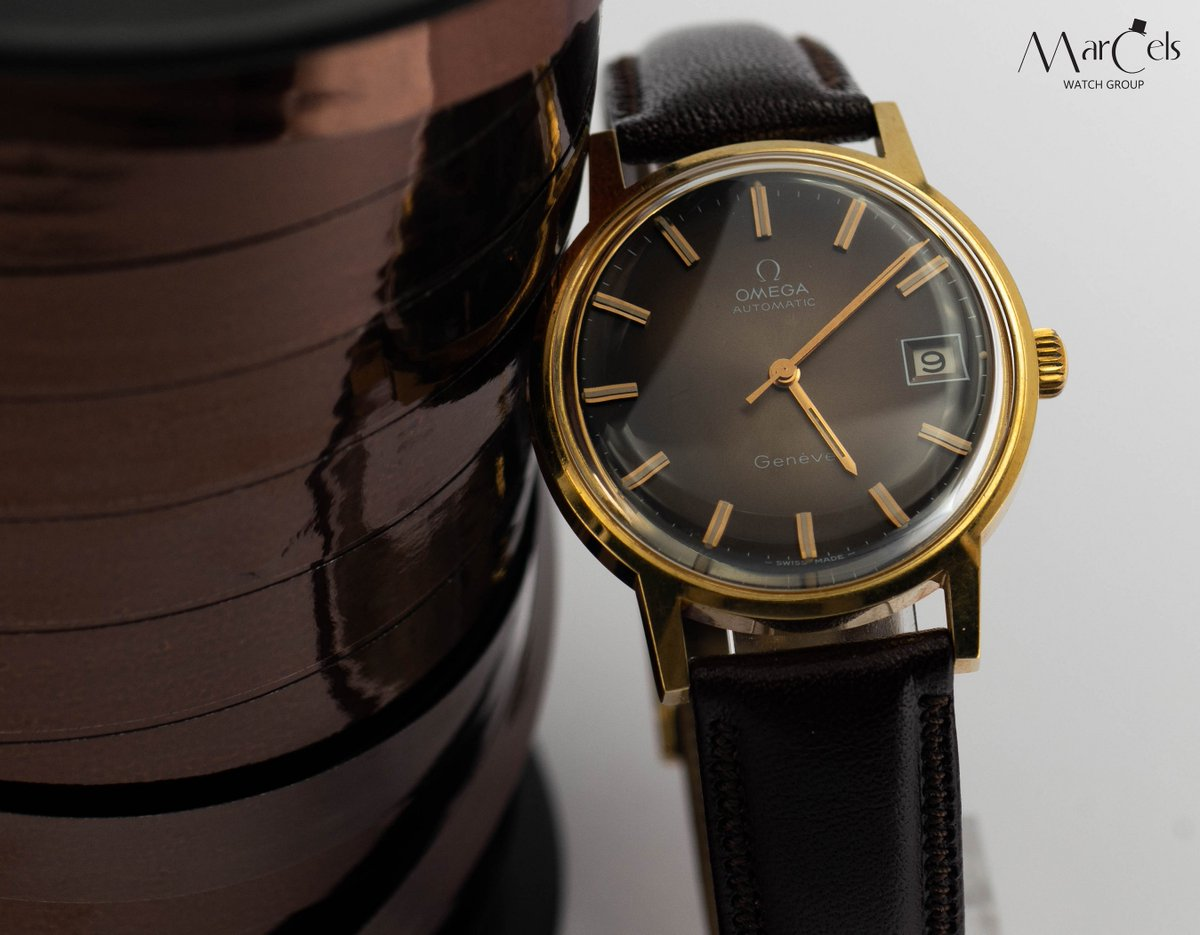Coffe color time  .  € 1389 . . . #vintagewatch #vintagestyle #instawatch #watchoftheday #watchcollector #watchlover #watches #watchfam #watchfashion #시계 #marcelswatchgroup #wristwatch #omega #omegawatch #오메가 #vintageomega #omegageneve #vintagegeneve #omegawatchespic.twitter.com/PktSGp0tFh