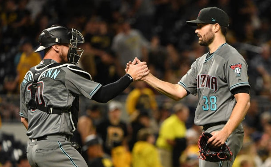 5/30/17 – @RobbieRay (3.00 ERA) allowed just 4H and 0BB, K'ing 10 in his first-career complete game, a 4-0 shut out at the Pittsburgh Pirates, his third straight victory, throwing 23.2 scoreless over that stretch. @cowings5's RBI double in the 6th inning was enough. #RattleOn pic.twitter.com/PGk1gqVyhk