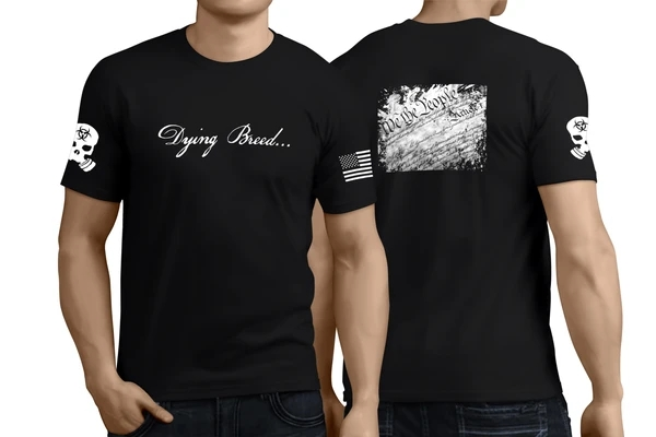 """""""They are not making them and raising them like they use to... We are truly becoming a dying breed.."""" ~XP001  Get A Dying Breed #ZERT #Shirt!     #zertnation #tactical #survival #rangeday #America #closeprotection #training #executiveprotection"""