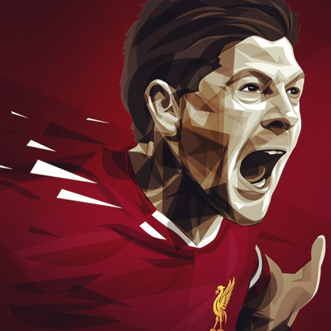 Happy 40th Birthday to legend Steven Gerrard