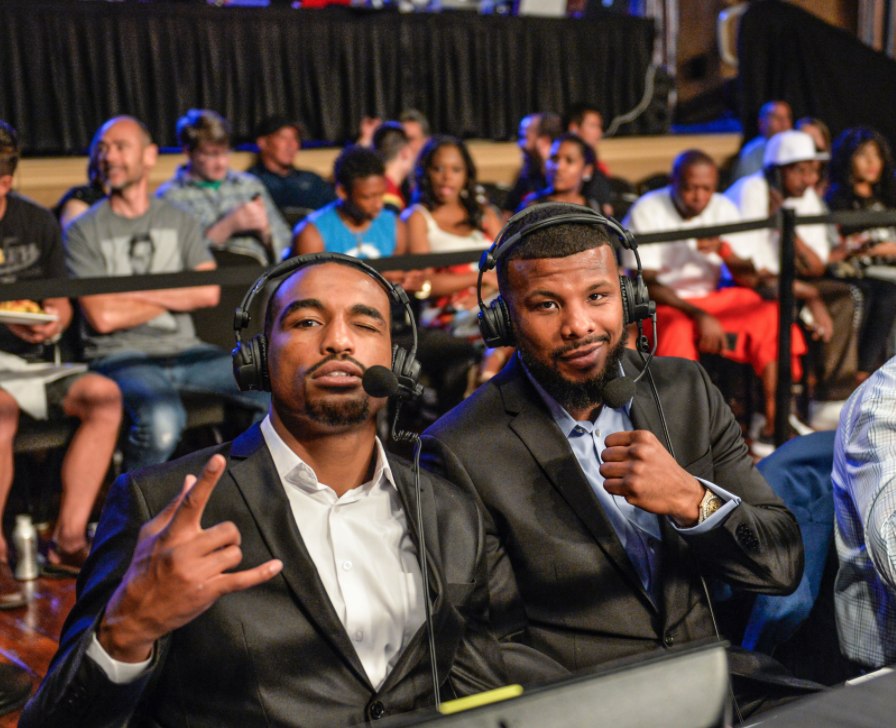 test Twitter Media - Which fighters would make the perfect duo to report ringside? https://t.co/oJMzNtnVFQ
