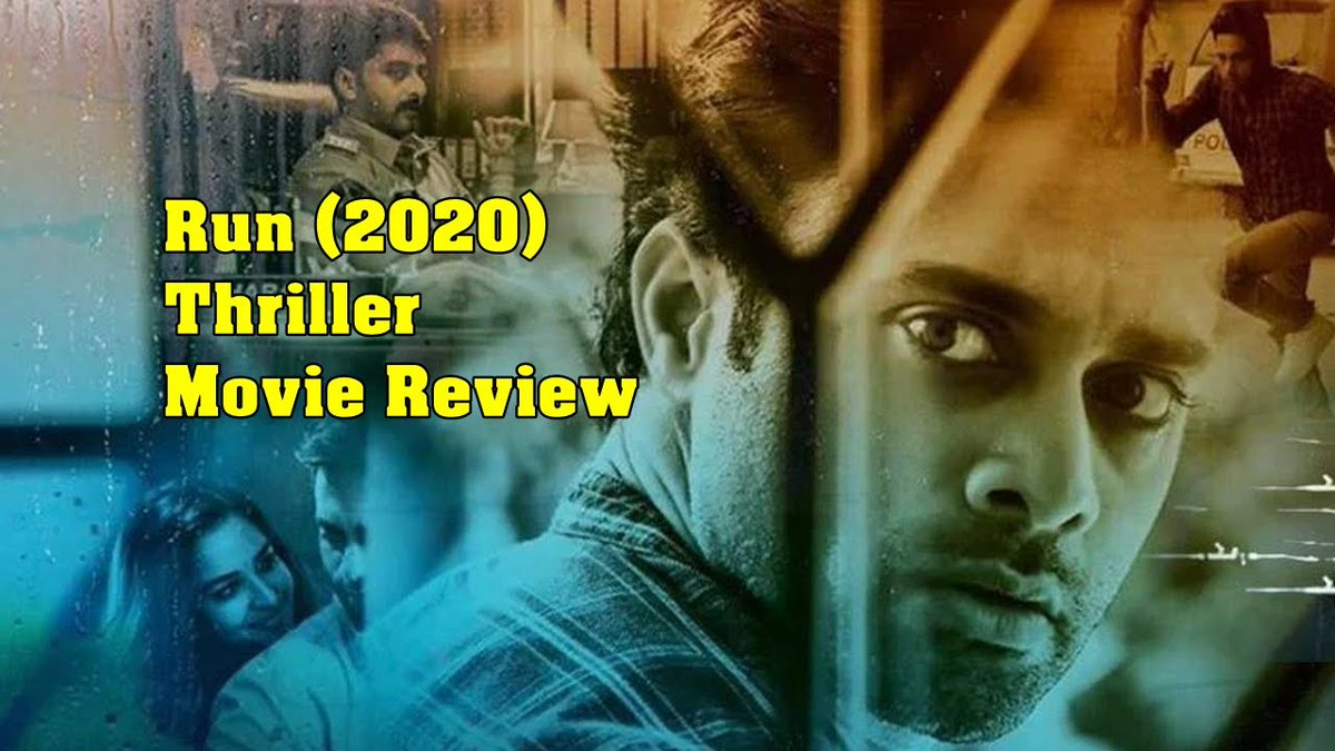 Run (2020) - Telugu Thriller Movie Review.  #VisualDrops #RunOnAHA #Run #Aha #movies #MovieReview #Unlock #Lockdown5 #Chennai #LockdownExtended #thriller @ahavideoIN @pnavdeep26 @pujita_ponnada @Lakshmmikanth @FirstFrame_Ent @LetsOTT   Review Link: https://youtu.be/5ArQ3PMZloEpic.twitter.com/Hc0qaYEIKS