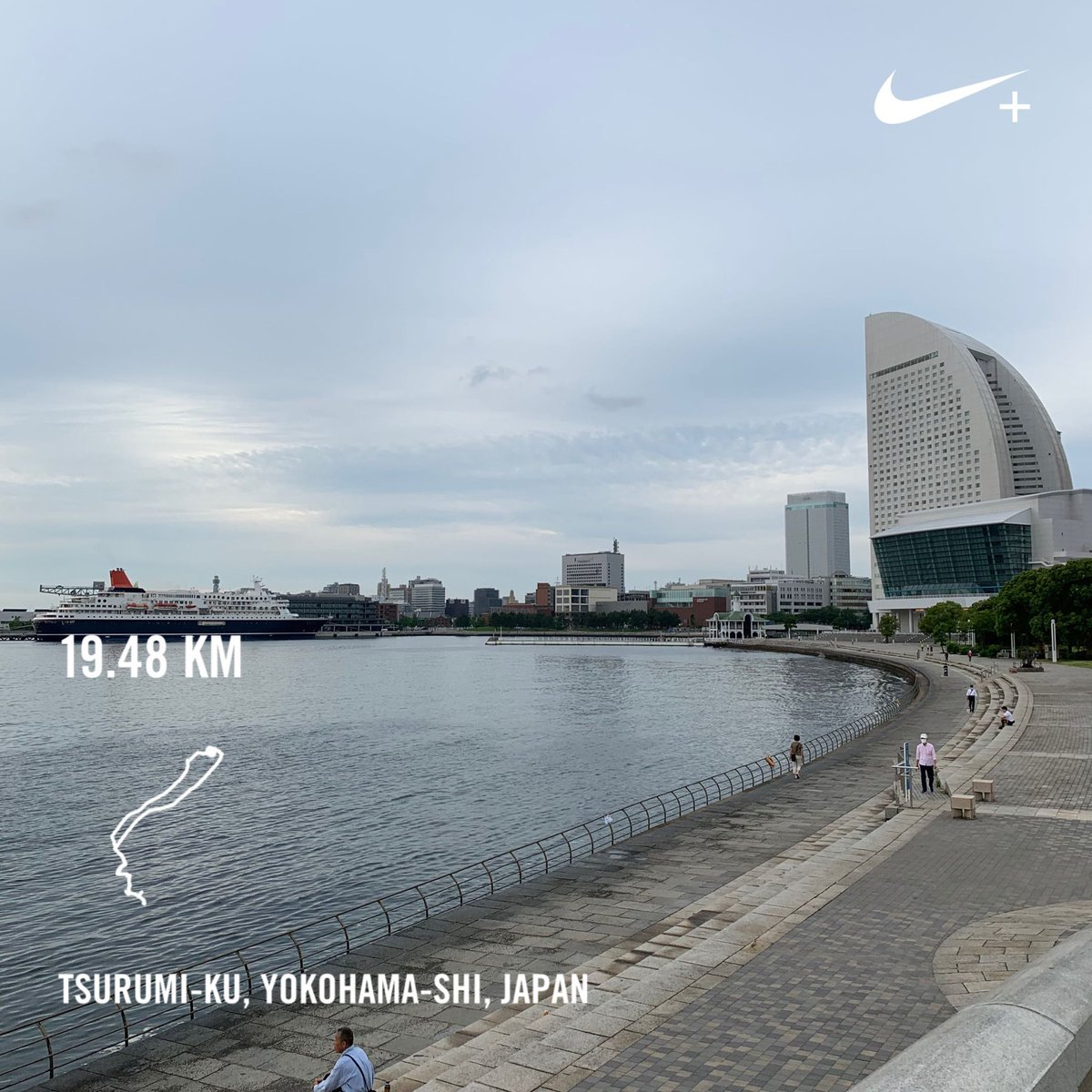 Sunday morning run   #nikerunclub #nikerunning #run #running #jogging #nikeplus #tsurumi #yokohama #japan #morning #morningrun # #minatomirai #mm21 #yokohamabay #横浜 #intercontinentalhotelyokohama #にっぽん丸pic.twitter.com/g1Imuf3Ogi
