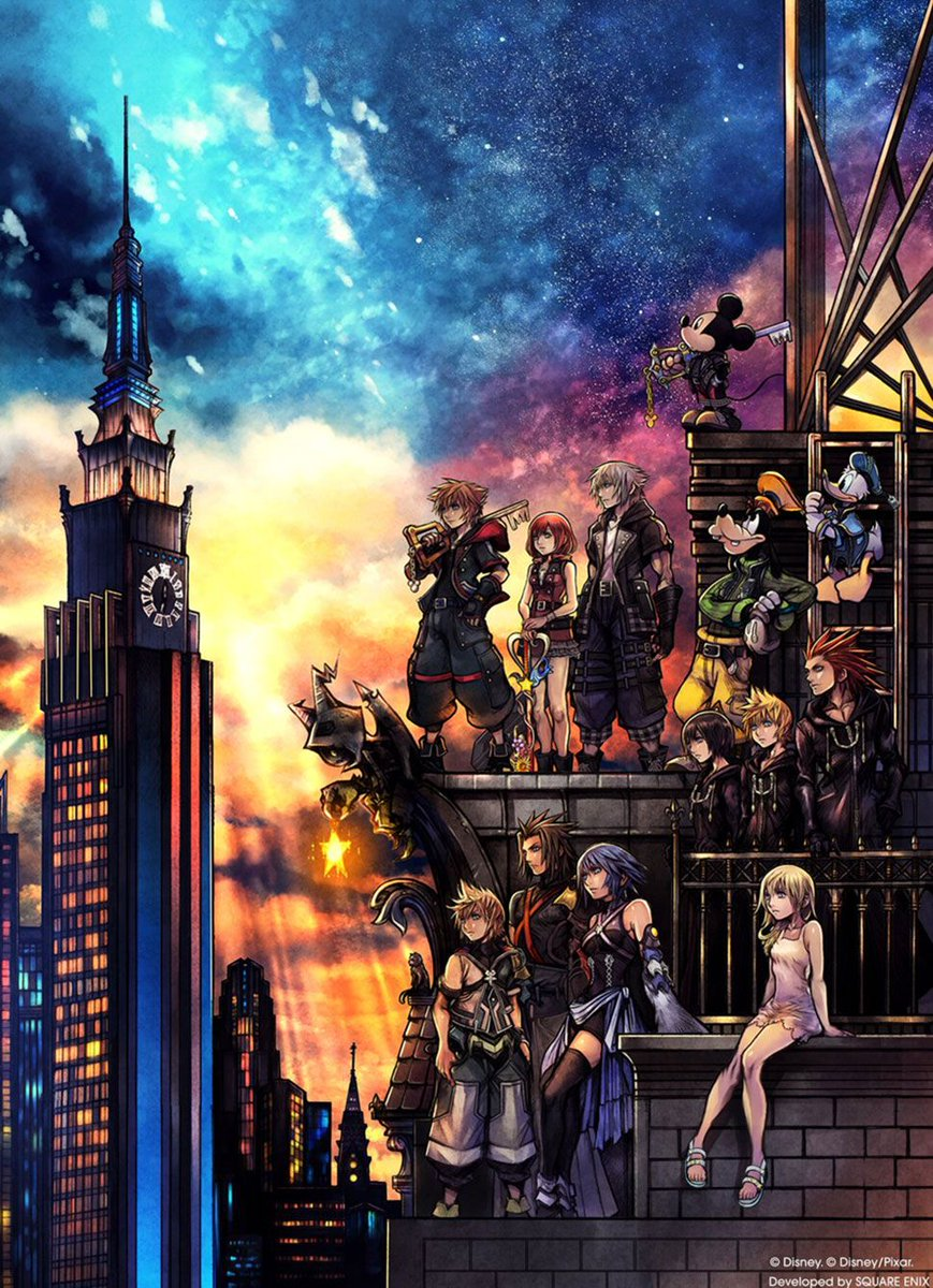 Hey there. Recruiting heroes for an upcoming Kingdom Hearts SL. If youre in the verse and wanna be part of the Guardians of Light hmu. Weve currently got a Joshua, Riku, Kairi, and Cloud. Was asked to avoid duplicates.
