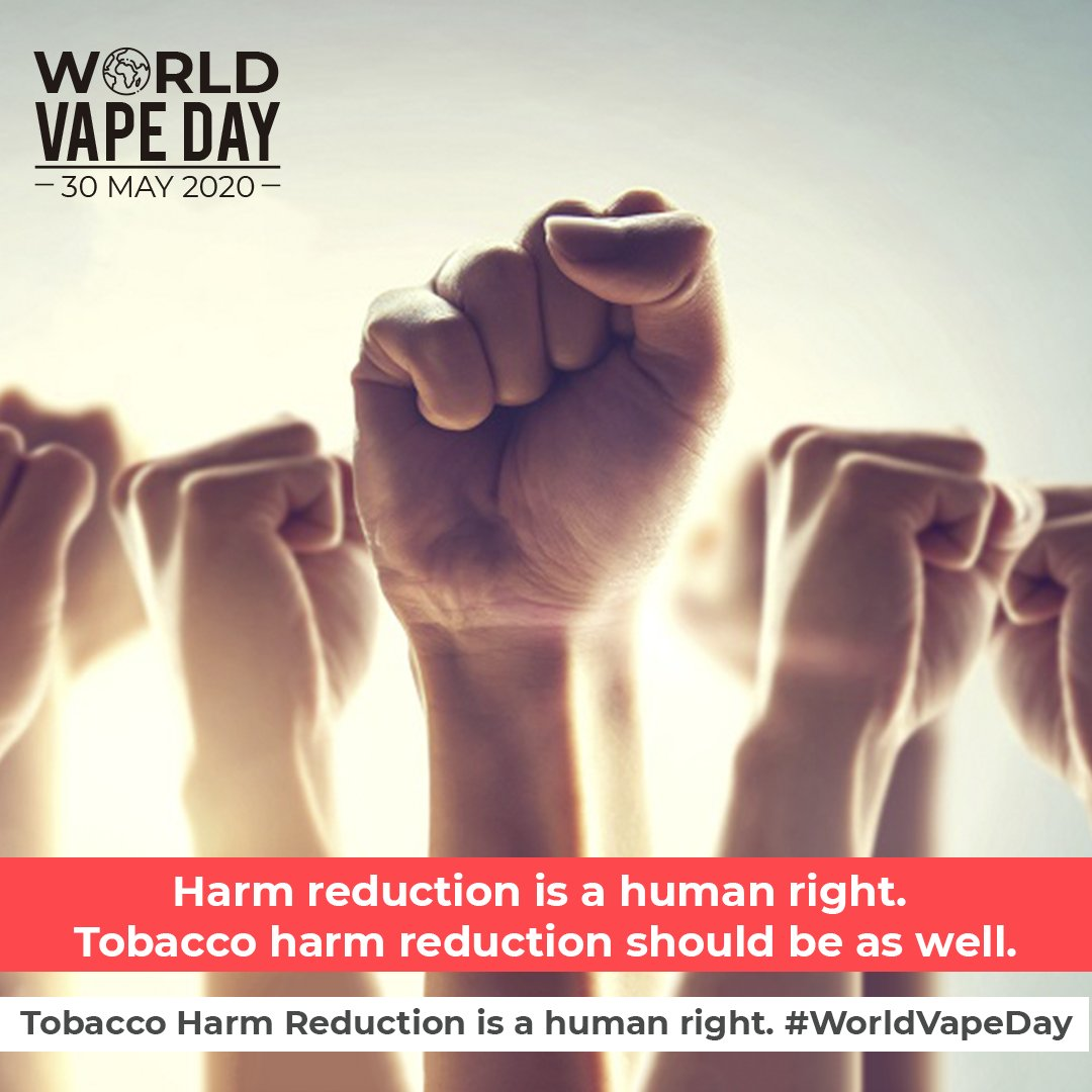 While there is disagreement between countries on how to regulate vaping, countries that have studied ALL the science agree with the UKs conclusion that vaping poses a fraction of the risk of smoking. #WorldVapeDay https://t.co/SqL8HskEaV
