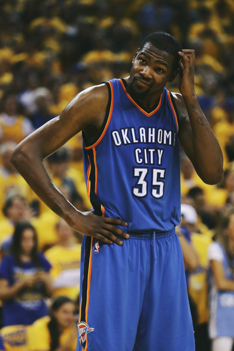 4 years ago today, Kevin Durant played his last game in OKC.  Since then:  ➖ 2x NBA champion ➖ 2x NBA Finals MVP ➖ Solidified all-time great status https://t.co/lPzsFrBWWW