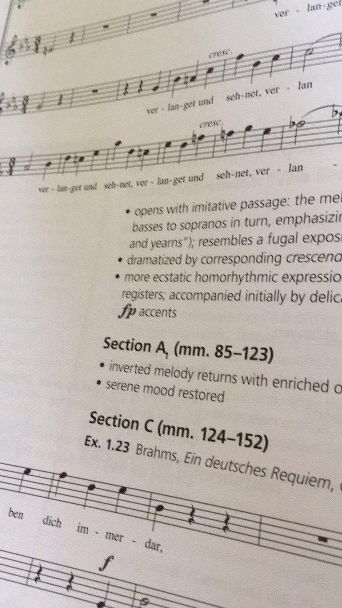 Lots of reading -Brahms Requiem tonight. #musician #musicianlifepic.twitter.com/TvW8SVE9jP