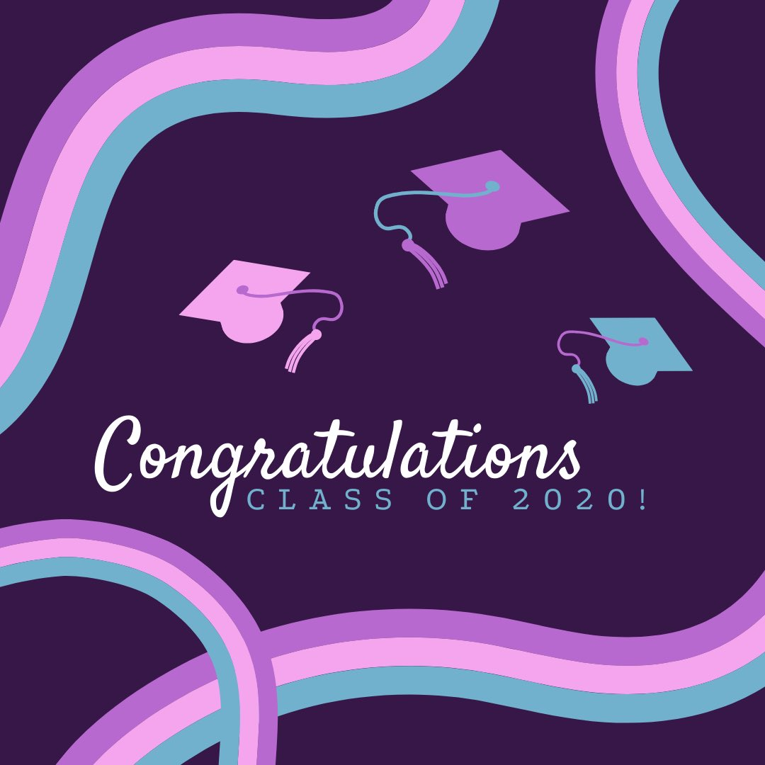 Congrats to all of our Tau chapter graduates! We are so proud of you & know you are going on to do great things. Best wishes to all #UTGrad20 & GRL siblings graduating across the country! 💜 https://t.co/HoIxKHTYMV