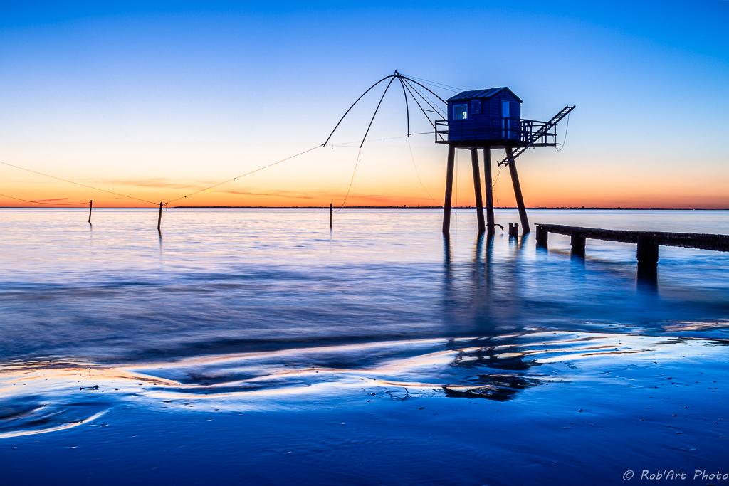 Pêcherie de Tharon-Plage en Loire Atlantique à l'heure bleue. #sunset #tharonplage #destinationpornic #plage #cotedejade #loireatlantique #paysdelaloire #hello_france #super_france #sunset_madness #mavieenloireatlantique #igersfrance #paysage #france4dreams #beautifuldestinationspic.twitter.com/UYsXPLf3pt