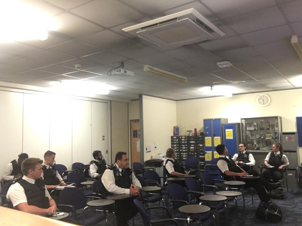 North Area Specials on duty tackling ASB thank you for your commitment @wfcouncil @WFSNB @MPSWForest #StayAlert #ControlTheVirus #SaveLives pic.twitter.com/odNl0AqBEZ