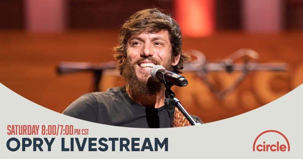 Tune in Alert: @janson_chris will perform on the @opry Livestream tonight at 7 p.m. this isnt something you are gonna want to miss. #Winstock