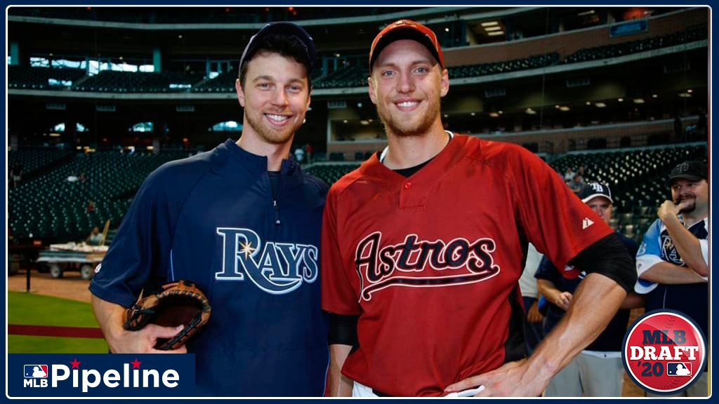 World Series champions, All-Stars, #MLBDraft success stories. Scout Rusty Pendergrass convinced the #Astros to select both Hunter Pence and Ben Zobrist in 2004, and @richardjustice took a look at how it happened: atmlb.com/36L5LcK