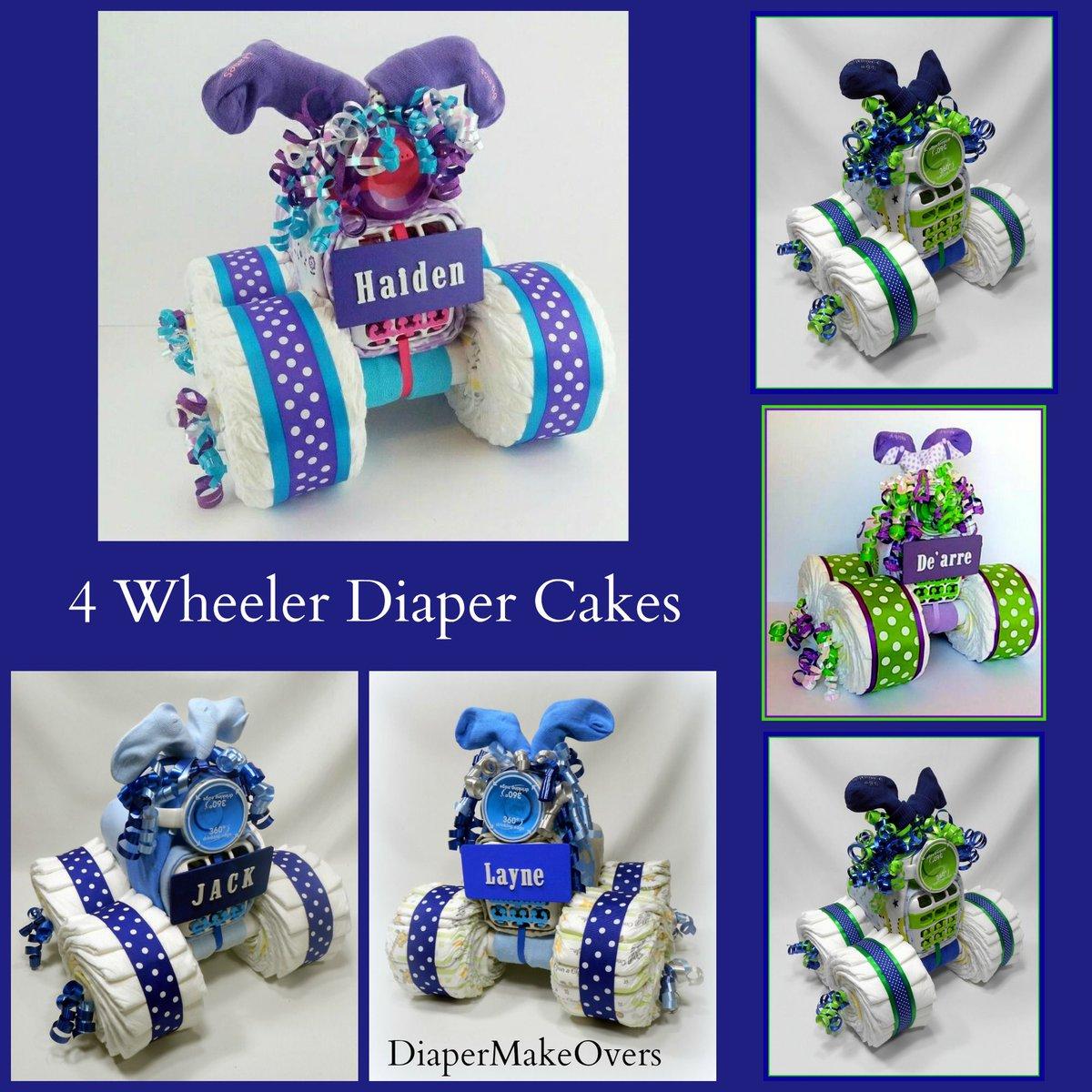 https://buff.ly/2ZTE40e #epiconetsy #shopsmall #etsyshop #babyshower #diapercake #babygift #4wheeler #offroad #dadgifts #handmadegiftspic.twitter.com/By1Kkv15Nn