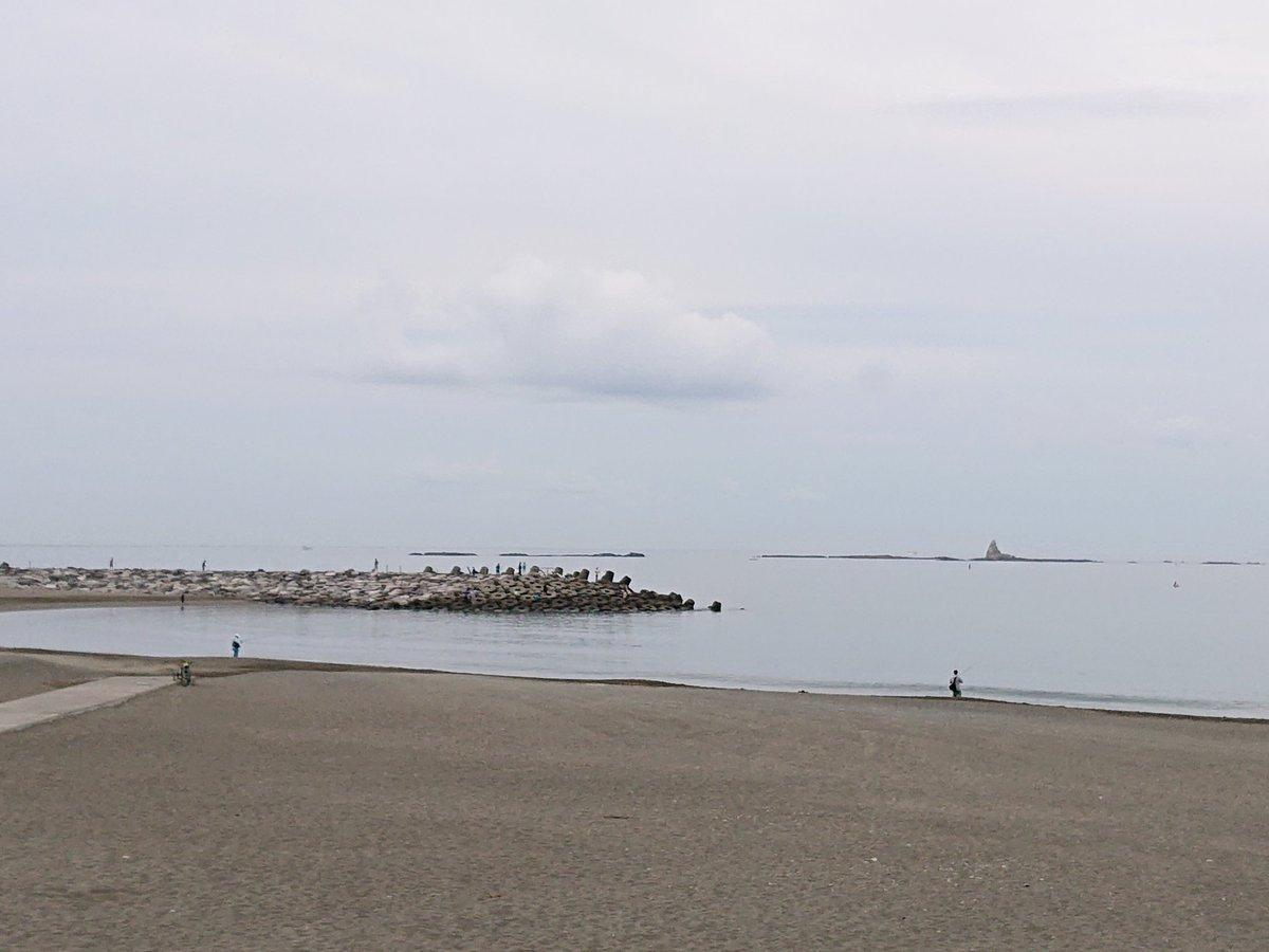おはようございます  今日は曇りなので涼しくてお散歩しやすかったです  今日は楽しい一日になりますように  #湘南 #朝散歩pic.twitter.com/G9rqtdPJvS
