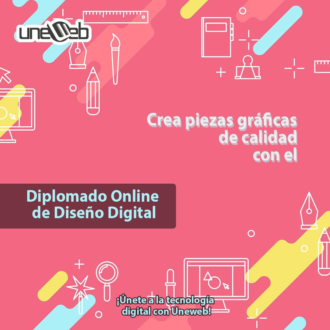 Con el 📌Diplomado de Diseños Digital📌 podrás explotar tu creatividad y diseña piezas de publicidad como volantes, revistas, folletos, afiches, presentaciones. 👉Reserva tu cupo online: 0414-320-5366, 0414-248-9270, 0412-0922157. - - #cursosonline #estudiantes #venezuela https://t.co/KzTVhDsI7G