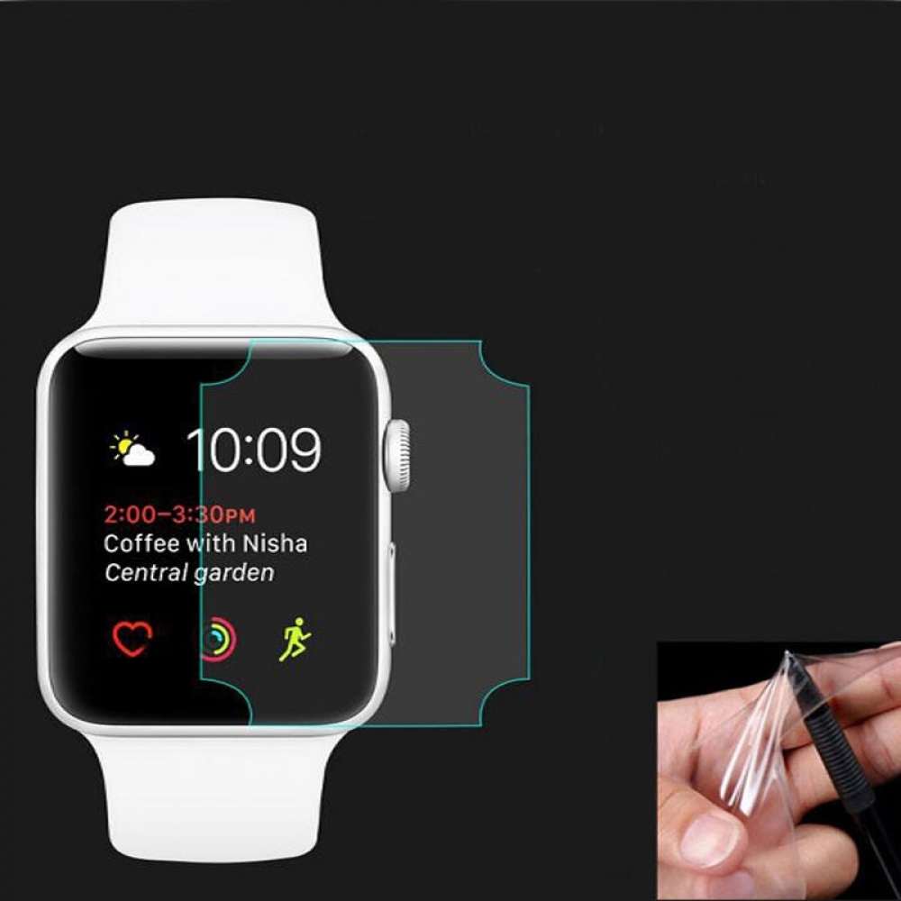 #electronic #electronics Set of 2 TPU Screen Protectors for Apple Watch pic.twitter.com/0xFtBikH1E