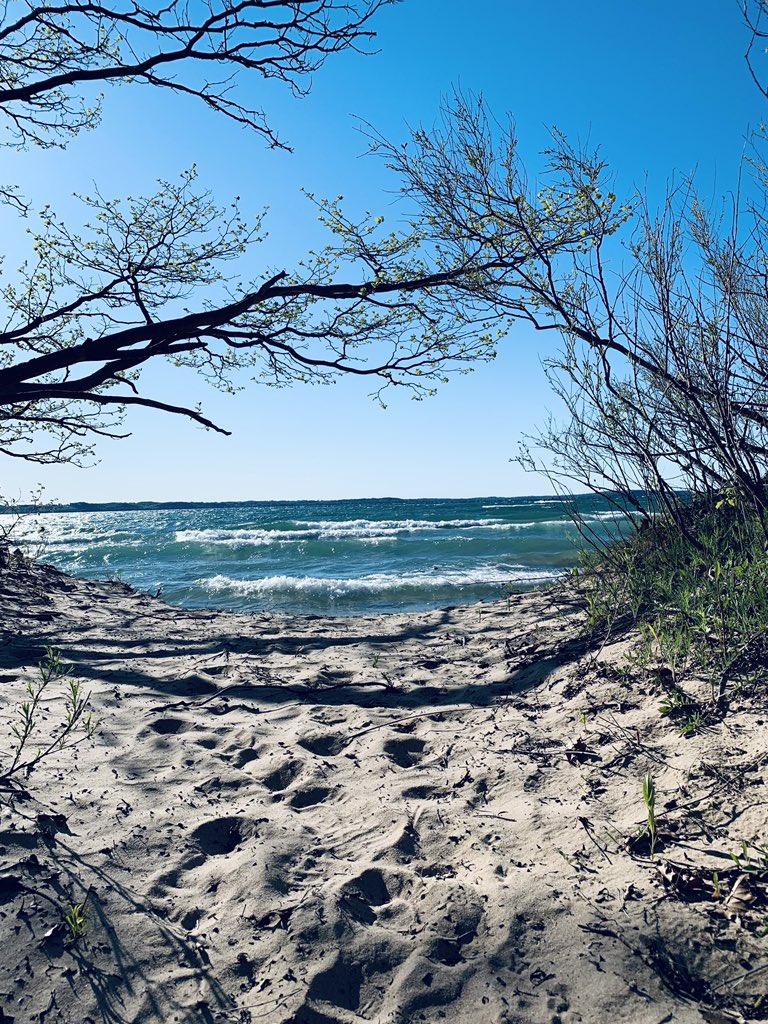 East Grand Traverse Bay, #LakeMichigan #GreatLakes