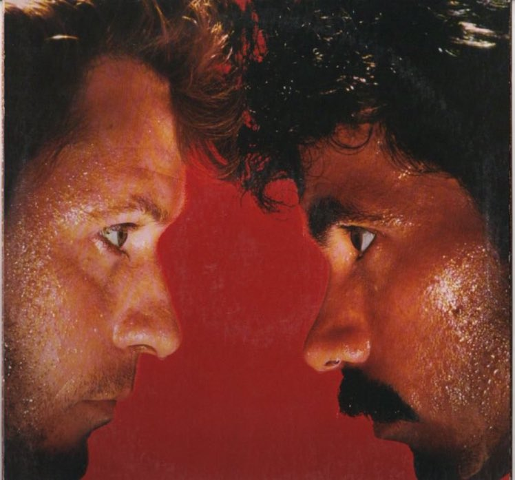 Most climatologists now believe global warming was dangerously accelerated by the Hall and Oates H2O album cover.