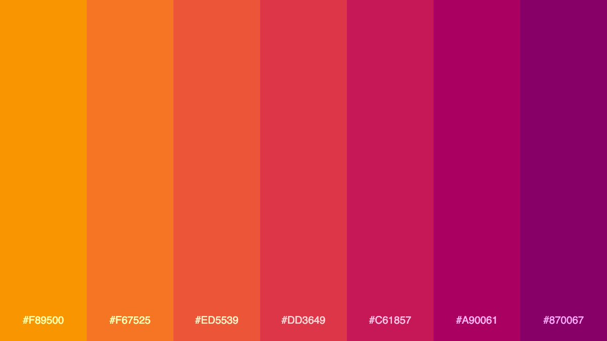 test Twitter Media - RT @palitra_color: Generated palette #colors #palette #gradient #palitra https://t.co/KWTORcAi0q