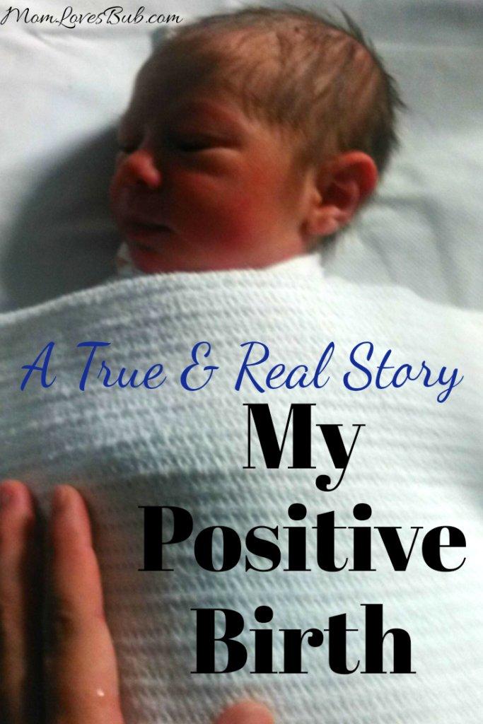 My Most Positive #Birthstory https://momlovesbub.com/my-most-positive-birth-story/…  #momblogger pic.twitter.com/VUZVpln57U