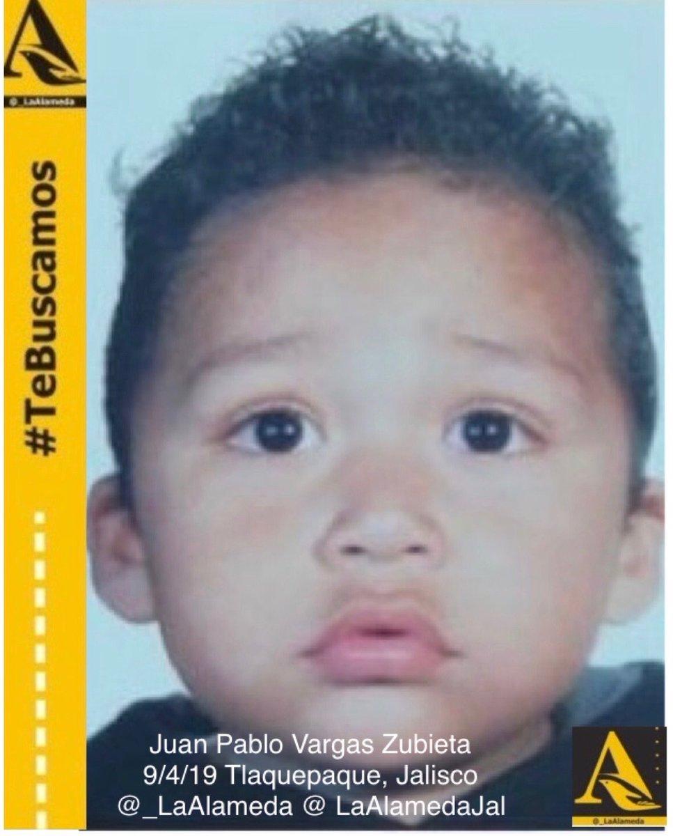 #TeBuscamos Juan Pablo Vargas Zubieta,  9/4/19 #Tlaquepaque #Jalisco #AlertaAmber https://t.co/jA2DNMWLEG