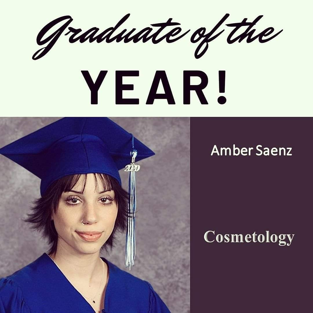 Shout out to Citrus High School graduate Amber Saenz! Amber graduated with her peers from Citrus on May 28 and is ready to take on the world. She plans to further her education and pursue a career in cosmetology. Congratulations, Amber! #ScholarSaturday #SuccessNeverStopspic.twitter.com/XQz47S1TCZ