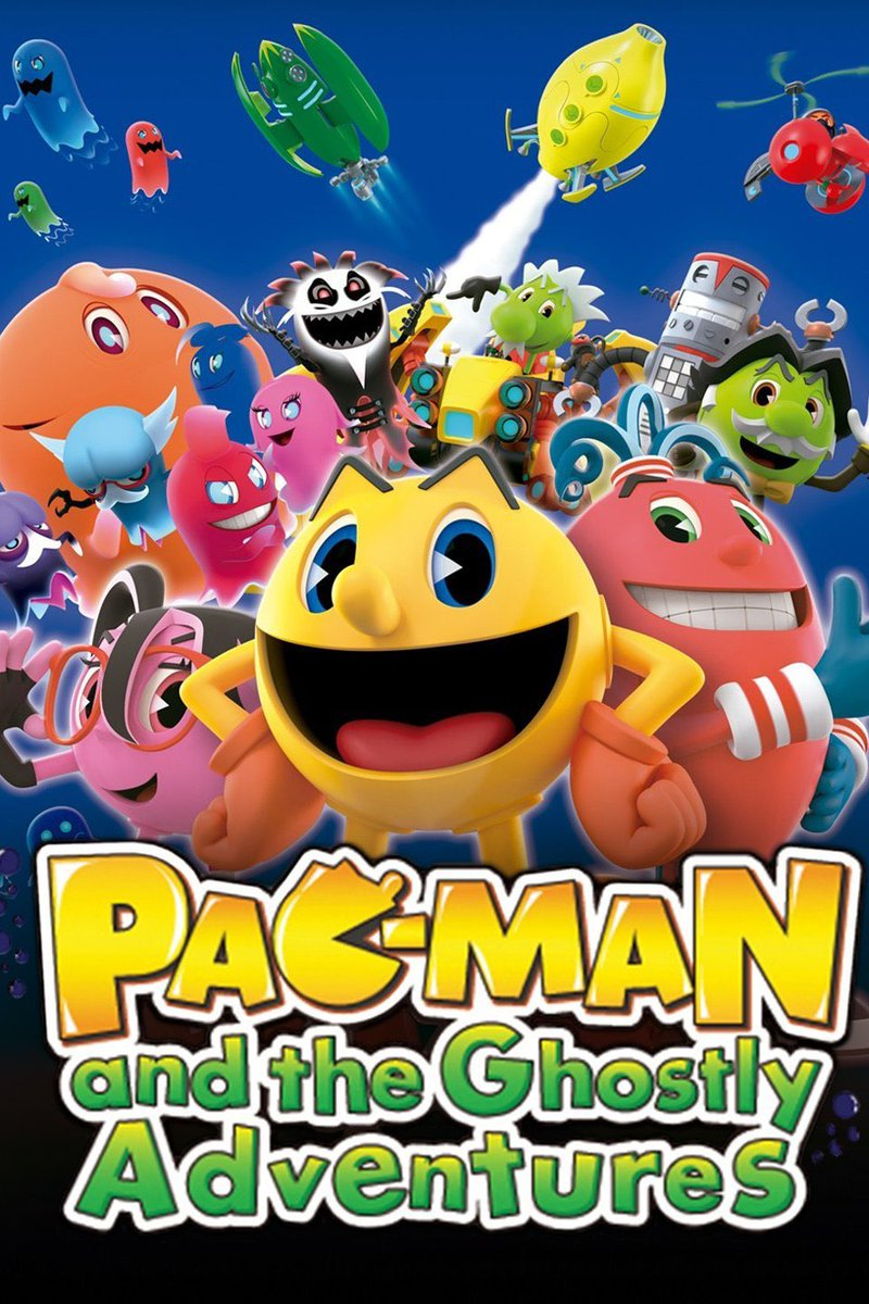 What did you guys think of #pacman and the ghostly adventures? Did you like it or hate it? pic.twitter.com/u2FuQf5C7n