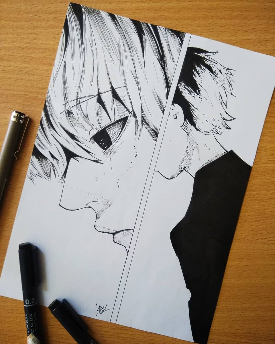 ~ #sasaki  || by: @ard_art7 Visit Us at  http://www.animeignite.com    Are you an #animeartist?  Read my Free E-Book! Get it Here: http://www.animeignite.com/are-you-an-anime-artist …  #haisesasaki #tokyoghoulre Follow @anime_ignite for more  #anime and #animeart! pic.twitter.com/kKZMDjO3Z2