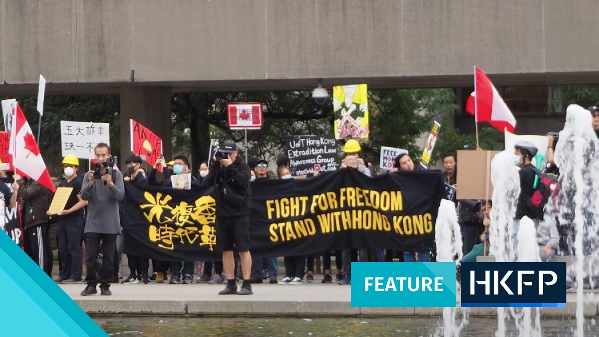 To stay or go? Meet the Hong Kong protesters who fled to Canada to seek asylum   https://t.co/KbuVxRUX0t @hiheidilee #hongkong #china #canada #antielab #hkprotests https://t.co/By84lgWqmN