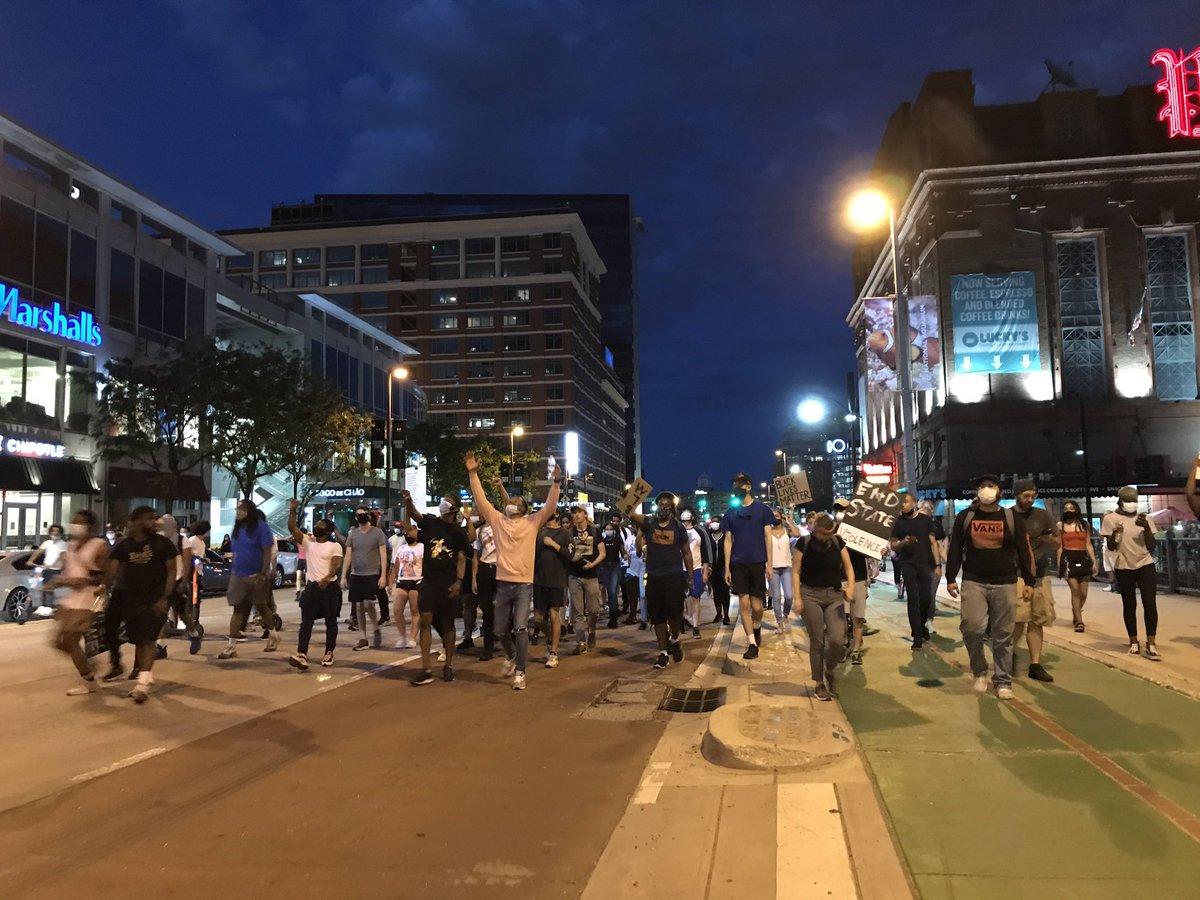 Baltimore #protests. 📸: @pwoodreporter