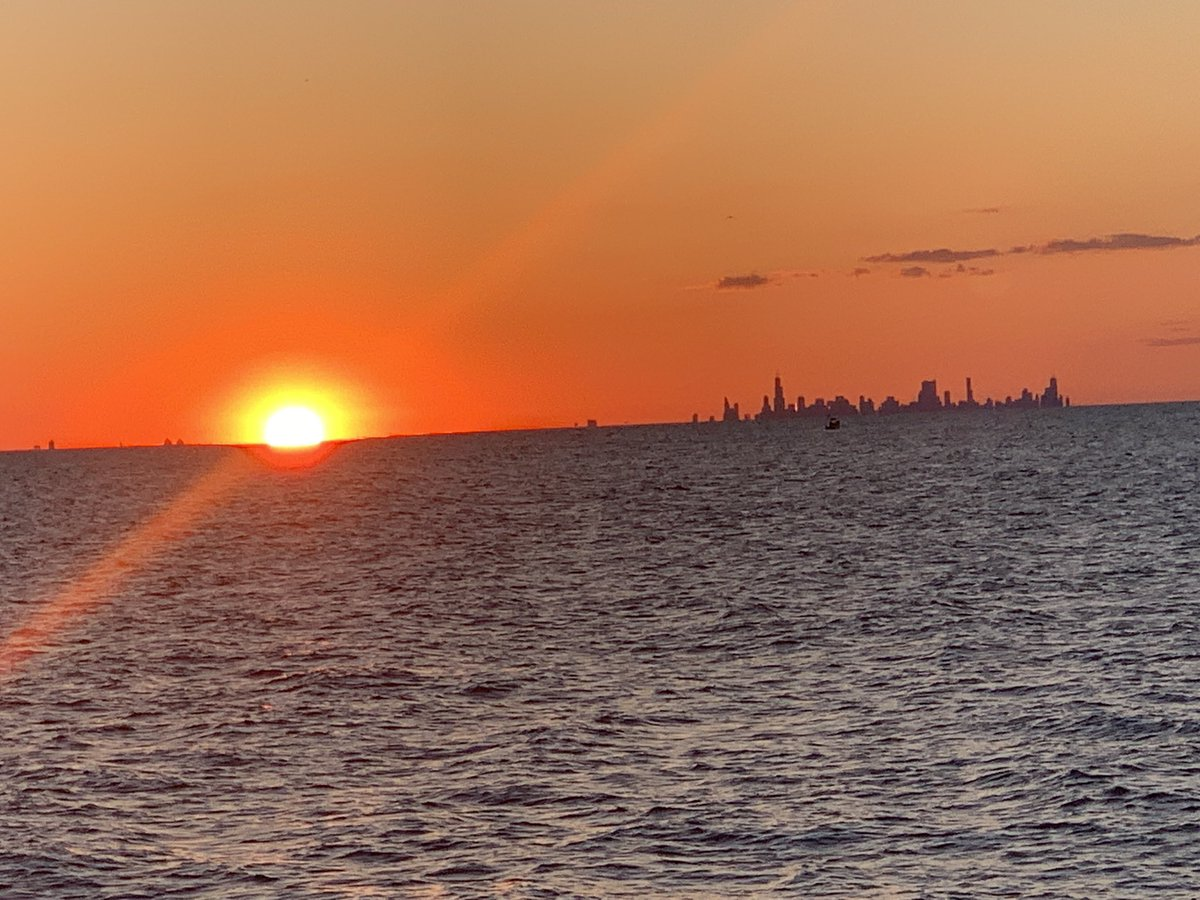 Does life get better???  #VikingYachts #Unsalted #IndianaGodsCountry #LakeMichigan