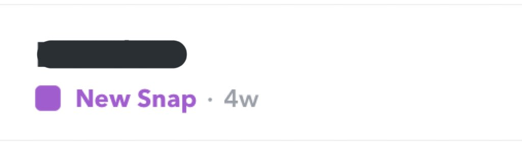 I'm so behind on technology: if a snap shows up next to someone's name does that mean they sent it to me or does it mean they sent it to multiple people?