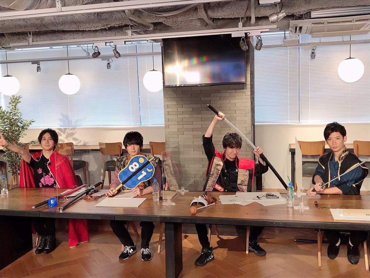 中島ヨシキのフブラジ初のニコニコ生放送特番第一幕無事終了じゃー!!笑った笑った!!第二幕もよろしくじゃ! #フブラジ