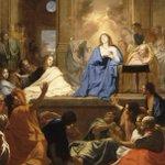 Image for the Tweet beginning: « Veni creator spiritus mentes tuorum