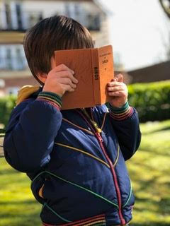 Nadim the four year old is in the Sunday Times today. Here is his first poem.