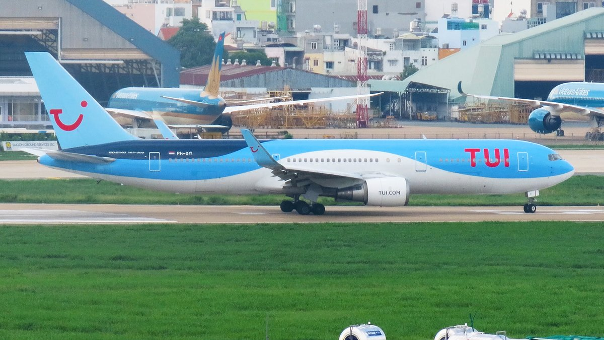 Watch this plane In This Youtube Link  https://youtu.be/JCcWUESkfDI    More aviation videos on my Youtube channel http://youtube.com/c/SpottingVehicles…  #aviation #aviationlovers #aircraft #airplane #Airlines #Airbus #planespotting #planes #Jets #Boeing #Airport #TuiFly #Boeing767pic.twitter.com/X6g5GpQxB1