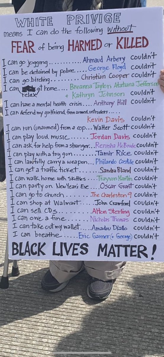 Whoever made this poster is amazing ... I Seen this post & it stuck with me .. BLACK LIVES MATTER & JUSTICE NEEDS TO BE SERVED .. EVERY COP INVOLVED IN EVERY HEARD OR UNHEARD OF CASE , NEEDS TO BE PROSECUTED AN THEN SUM 🗣 EQUALITY OR FUCK YOU Rest in paradise Queens & Kings ❤️✊🏾