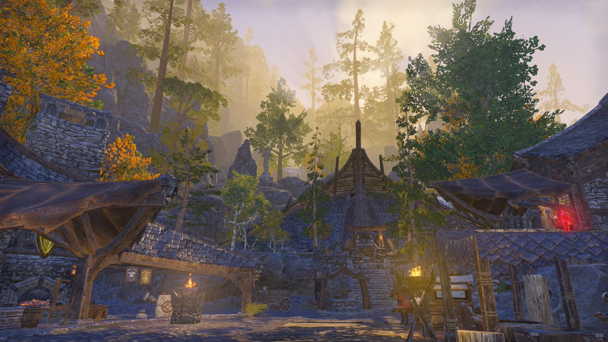 I apologise for being super quiet at the moment. Going through a few personal problems with my mental health. To relax I've done some gardening in the red orc's homestead. Added alot of green to the place. #eso #teso #elderscrollsonline #elderscrolls #redorcadventures #esofampic.twitter.com/spDmAFD7CQ