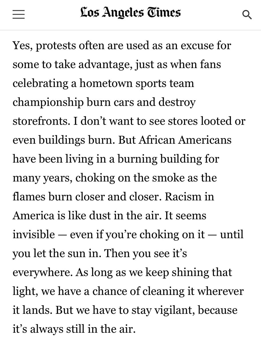 Powerful stuff from Kareem Abdul-Jabbar His full @latimes Op-Ed here: latimes.com/opinion/story/…
