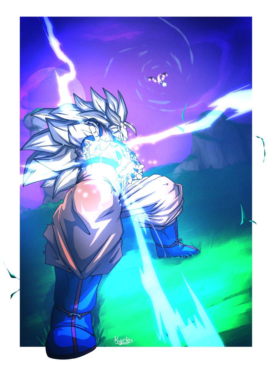 SSJ3 Goku's True Kamehameha https://t.co/iobQnTbQxQ