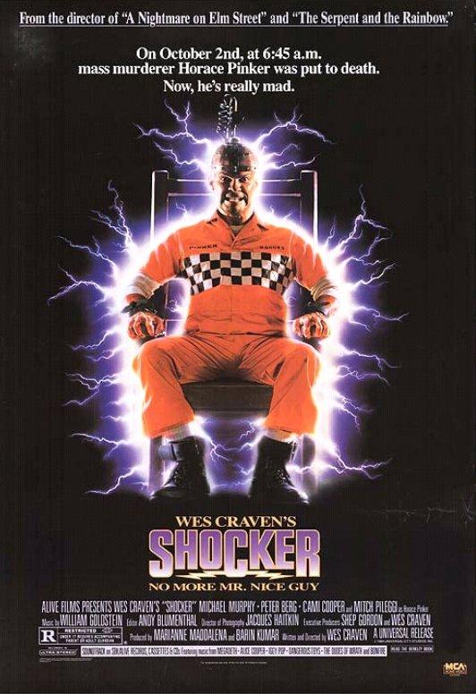 Shocker (1989) Dir: Wes Craven #NowWatching #NowPlaying  #cine pic.twitter.com/IXt5VJPg6z