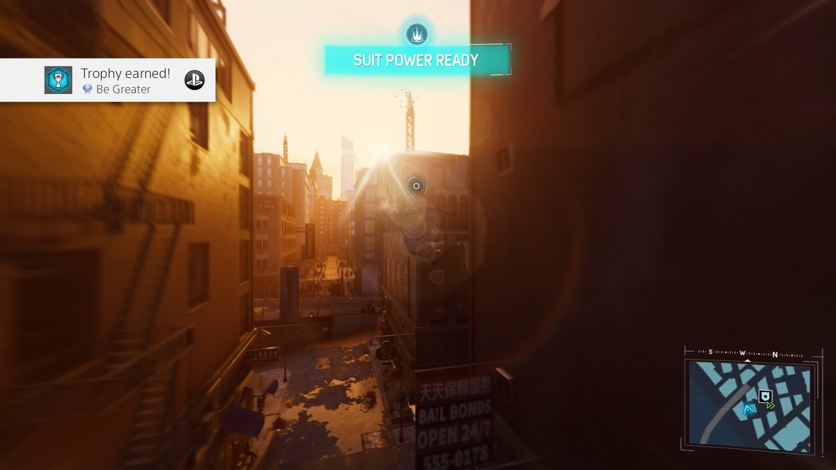 Marvel's Spider-Man Be Greater (Platinum) Collect all Trophies #PS4share  https:// store.playstation.com/#!/en-us/tid=C USA02299_00  … <br>http://pic.twitter.com/g6eZWbig9D