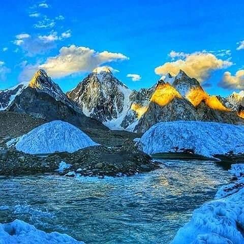 K2 Base Camp Trek July 2019, at Concordia Baltoro Karakuram Pakistan #karakorum #baltoro #k2 #mountains #baltistan #Pakistan #trekking #adventure https://t.co/5Iq2AcVfdK https://t.co/kUBGSHtbur