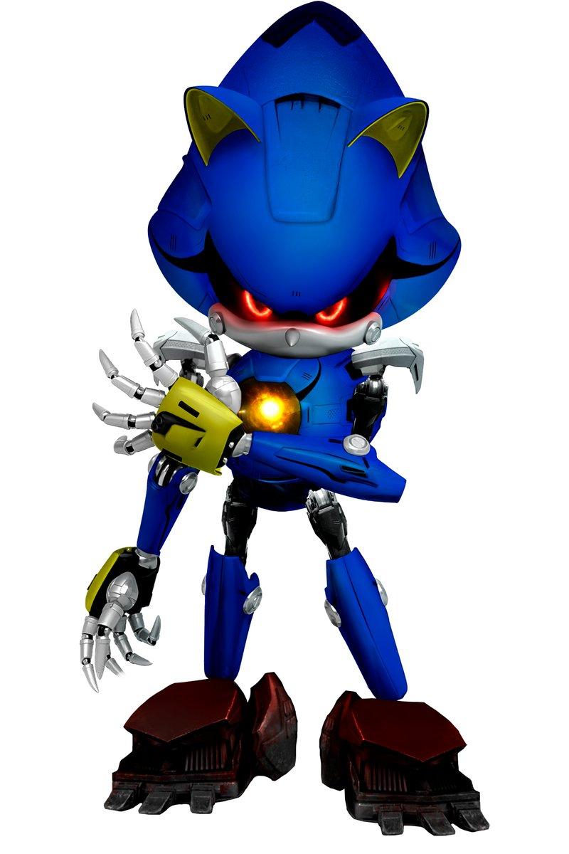 Metal Sonic - Metalico x Sonic The Movie + SpeedEdit Link:   Sonic the Hedgehog the Movie x Sonic el Erizo la Pelicula 2020  #Sonic #sonicthehedgehogmovie #mecha #metal_the_dark  #SonicMovie #soniclapelícula #Edit #editing #FANART #digitalart #draw